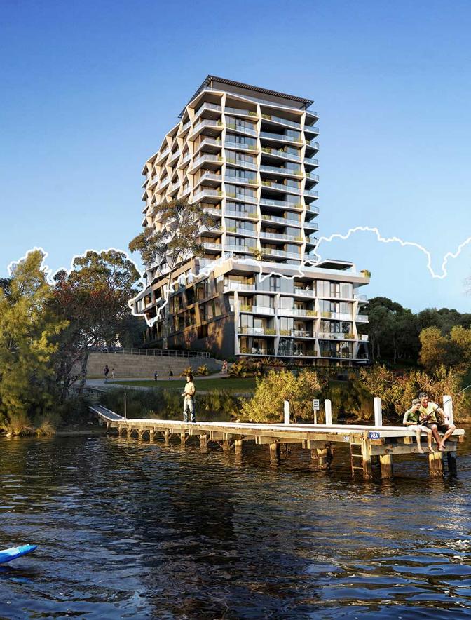 Parallel – Riverfront Apartments