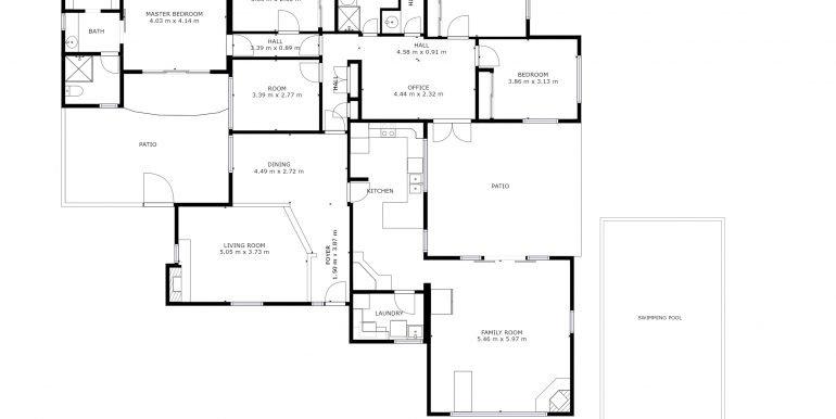 23 Ripple Way Bateman - Floor plan