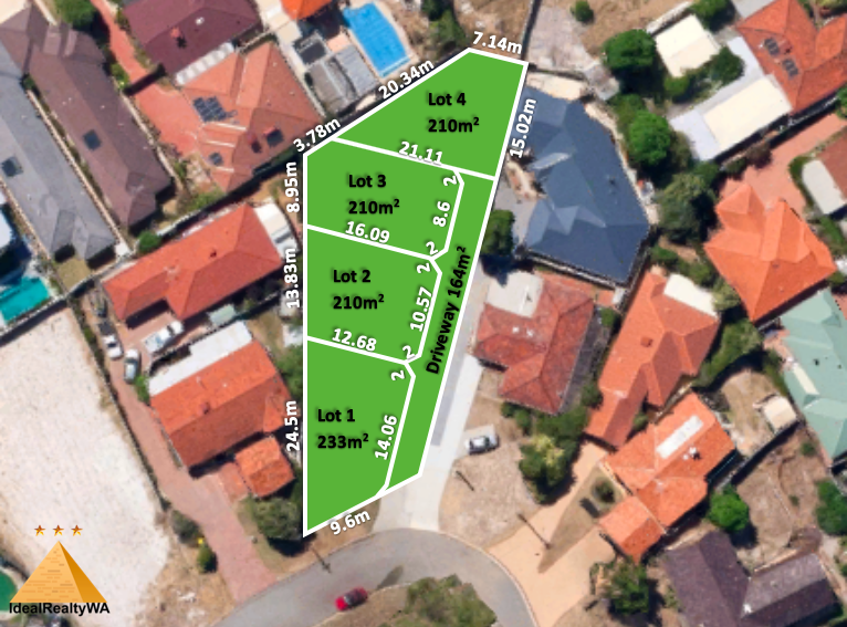 Lot 1-4, 9 Chesson Place, Riverton