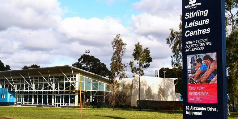 Stirling Leisure Centre