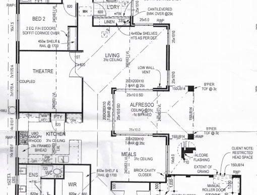 Floor Plan 26 Durant Way