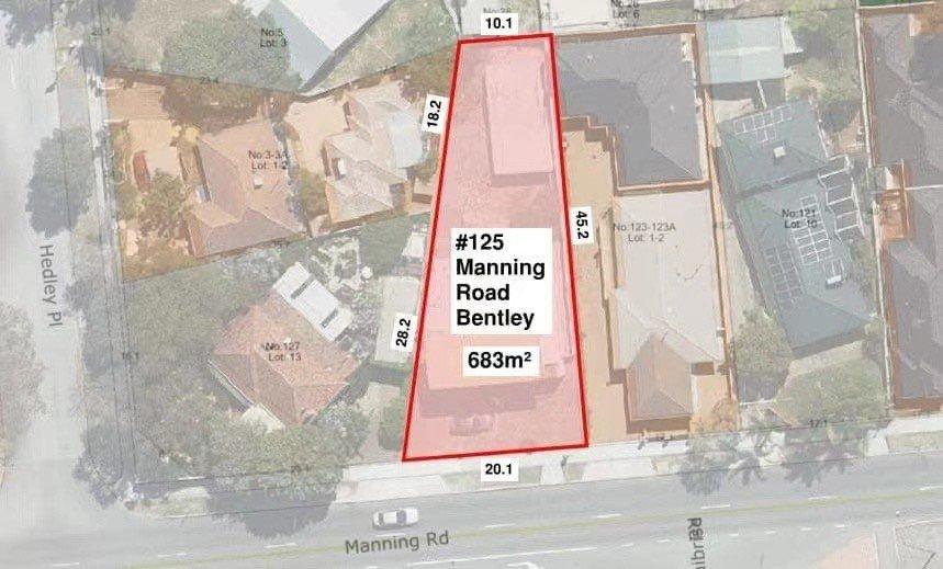 125 Manning Road, Bentley